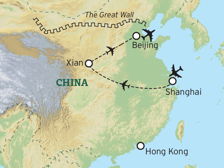 Ancient To Modern Essential China Door2tour Com